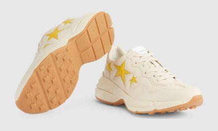 Gucci lanza sus primeras zapatillas con cuero vegano