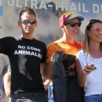 Alberto Peláez, el atleta que 'no come animales' y gana carreras de más de 100 kilómetros