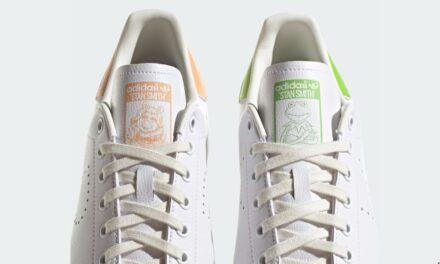 Adidas lanza unas zapatillas veganas de la rana Gustavo y Peggy