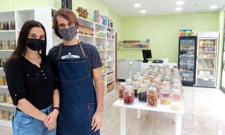 Aloe Veggie o cómo unir veganismo, granel y ecología en una sola tienda vegana
